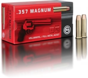 GECO 2317721 357 Magnum Hollow Point 158 GR 50Box/20Case