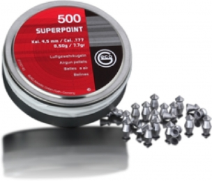 GECO 2136740 .177 Superpoint .177 Lead 500