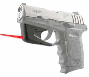 LaserLyte UTAFR Trigger Guard Mount Red Laser SCCY CPX-1 and