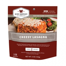 WISE 05201 CHEESEY LASAGNA 6CT