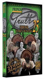 Primos 40251 Turkey Hunting DVD 25th Edition