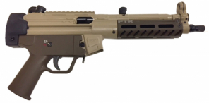 Sig Sauer MPXK9KMFDE MPX K AR Pistol Semi-Automatic 9mm