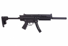 Walther Arms Uzi Tactical Rifle Semi-Auto 22LR 16\